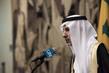Representatives of Saudi Arabia Brief Press on Situation in Yemen 0.65517807