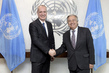Farewell Call by Permanent Representative of Belarus