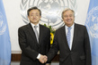 New UN Chief of Economic and Social Affairs Sworn In 7.228384