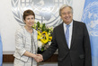 New Head of UN Human Resources Management Sworn In 7.228384