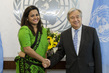 New UN Envoy on Youth Sworn In 7.228384