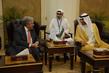 Secretary-General Meets Speaker of Kuwaiti Parliament 3.7254324