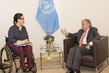 Secretary-General Meets Vice President of Argentina 1.0