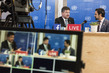 Assembly President Visits VIP Social Media Zone for Facebook Live Interview 1.0