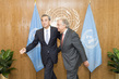 Secretary-General Meets Foreign Minister of China 1.0