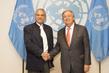 Secretary-General Meets Minister of State of Timor-Leste 2.8356247