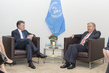 Secretary-General Meets with President of Colombia