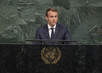 President of France Addresses Seventy-second General Debate