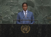 President of Zambia Addresses General Assembly 3.2240484