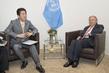 Secretary-General Meets Prime Minister of Japan 2.8355927
