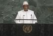 President of Mali Addresses General Assembly 1.1730129