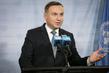 Press Encounter by President of Poland 1.0