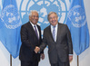 Secretary-General Meets Prime Minister of Portugal