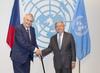Secretary-General Meets President of Czech Republic 2.8358498
