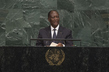 President of Côte d'Ivoire Addresses General Assembly 2.8919668