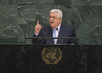 President of State of Palestine Addresses General Assembly 1.0562729