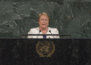 President of Chile Addresses General Assembly 3.2240484