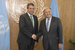 Secretary-General Meets Foreign Minister of Germany 1.0