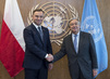 Secretary-General Meets President Poland 2.8358498
