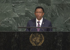 President of Madagascar Addresses General Assembly