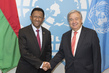 Secretary-General Meets President of Madagascar 2.8356838