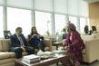 Deputy Secretary-General Meets Bill and Melinda Gates 7.225333