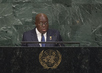 President of Ghana Addresses General Assembly 0.2993545