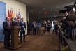 Ministers of United Kingdom, Iraq Speak to Press 0.655353