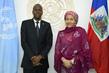 Deputy Secretary-General Meets President of Haiti 4.606115
