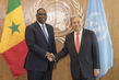 Secretary-General Meets President of Senegal 2.8356838