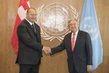 Secretary-General Meets the King of Tonga 2.8356838