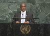 Vice-President of Botswana Addresses General Assembly 0.2993545