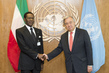 Secretary-General Meets President of Equatorial Guinea 2.8356838