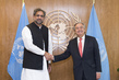 Secretary-General Meets Prime Minister of Pakistan 2.8356838