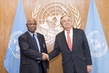 Secretary-General Meets Foreign Minister of Chad 2.8356838