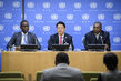 Press Conference on Third Industrial Development Decade for Africa 3.193368