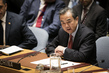 Security Council Meeting on Non-proliferation of Weapons of Mass Destruction