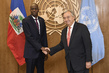 Secretary-General Meets President of Haiti 1.2439017