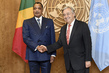 Secretary-General Meets President of Republic of Congo