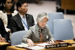 Security Council Considers Non-proliferation of Weapons of Mass Destruction