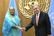 Secretary-General Meets Prime Minister of Bangladesh 1.057934