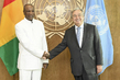 Secretary-General Meets President of Guinea 2.8356838