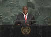 President of Central African Republic Addresses General Assembly 3.2153707
