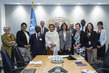 Deputy Secretary-General Meets Board of Global Partnership for Sustainable Development Data 4.601