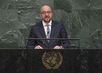 Prime Minister of Belgium Addresses General Assembly 3.2153707