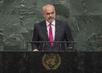 Prime Minister of Albania Addresses General Assembly 3.2153707