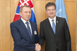 Assembly President Meets Foreign Minister of Belarus 3.2153707