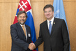 President of General Assembly Meets President of the Parliamentary Union of Mediterranean 3.2153707