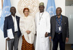Deputy Secretary-General Meets Delegation from Ministry of Environment of Nigeria 7.225333