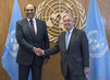 Secretary-General Meets Deputy Prime Minister of Kuwait